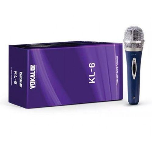 Microfone Vokal KL-6