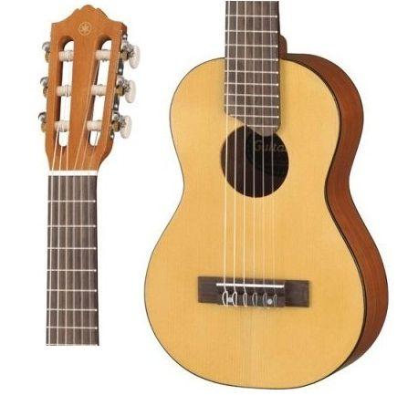 Violao Yamaha GL1 NT Nylon Guitalele Acustico Natural