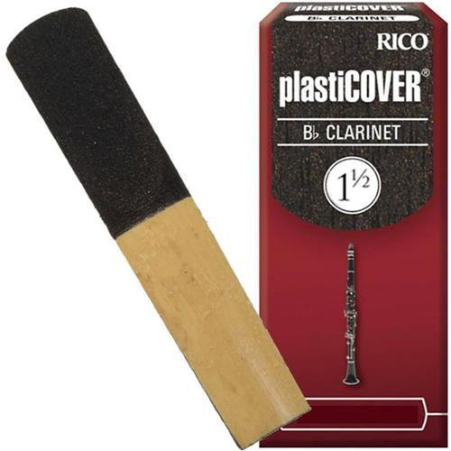Palheta Plasticover Clarineta 1.5 RRP05BCL150 UNID