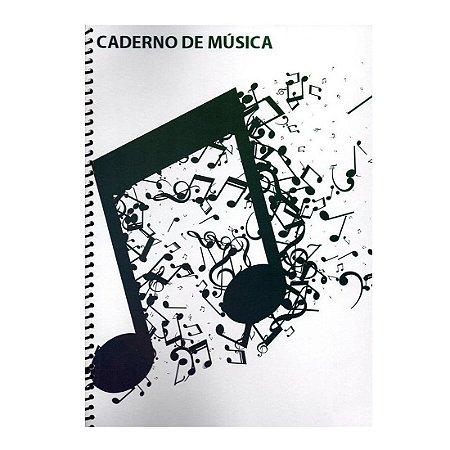 Caderno de Musica Izzo GD Espiral