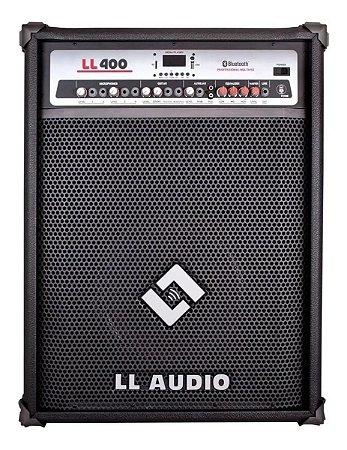 Caixa LL AUDIO Multiuso LL400 100W Bivolt