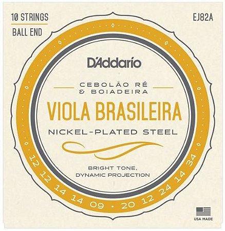 Encord Daddario Viola 10 Cordas EJ82A RE