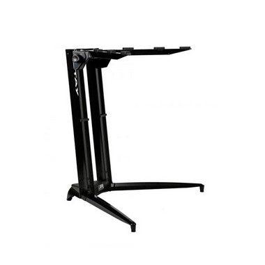 Suporte Stay Piano  700/01 Aluminio Preto