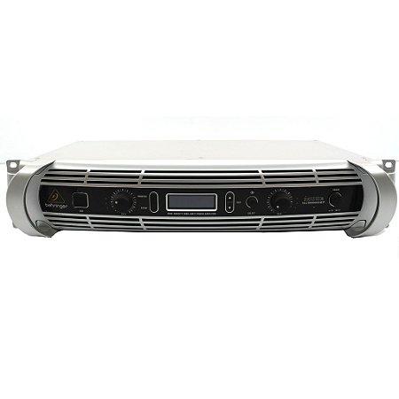 Amplificador Behringer NU3000DSP 3000 W/2R