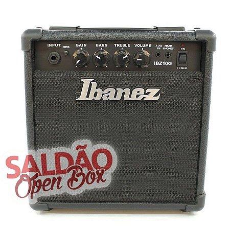 Caixa Ibanez IBZ10G p/ Guitarra 10W AF6.5
