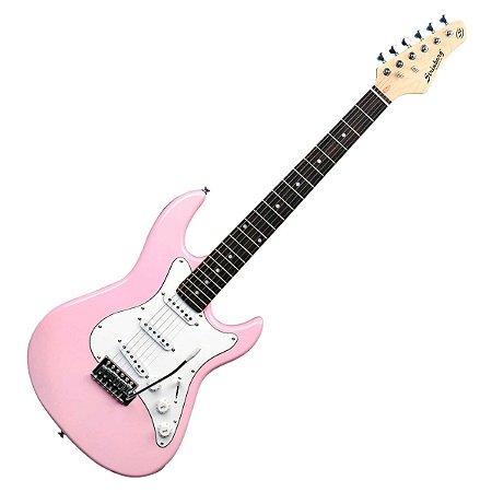 Guitarra Strinberg EGS216 MPK Rosa