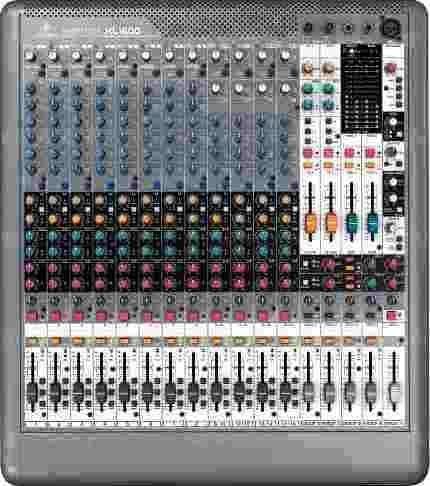 Mesa de Som Behringer Xenyx XL1600