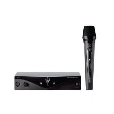 Microfone s/ Fio AKG PW45 Vocal Set Band A Bastao