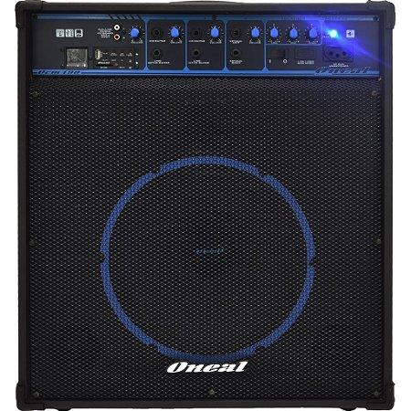 Caixa Oneal Multiuso OCM 490 BT Bluetooth 80W AF 12