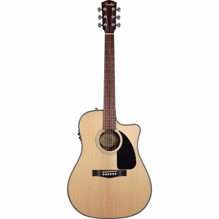 Violao Fender CD100 CE Natural Eletrico