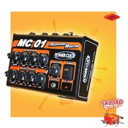 Power Click Cantor MC 01