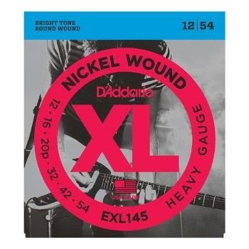 Encord Daddario Guitarra EXL 145 012