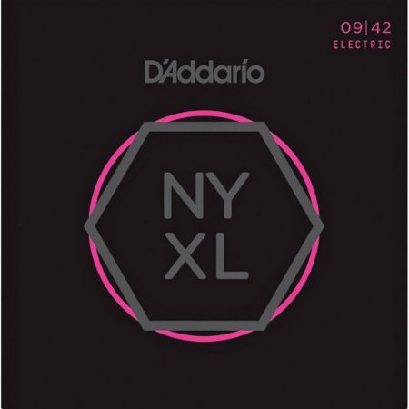 Encordoamento Daddario Guitarra NYXL0942 009/042
