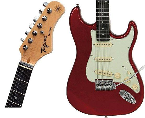 Guitarra Tagima Woodstock TG-500 CA Vinho
