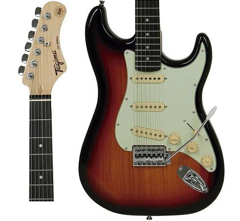 Guitarra Tagima Woodstock TG-500 SB Sunburst