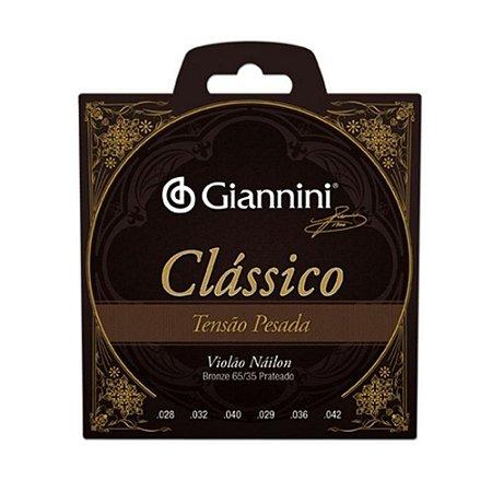 Encordoamento Giannini Classico Pesado GENWPA