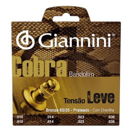 Encordoamento Giannini Cobra para Bandolin GESBB