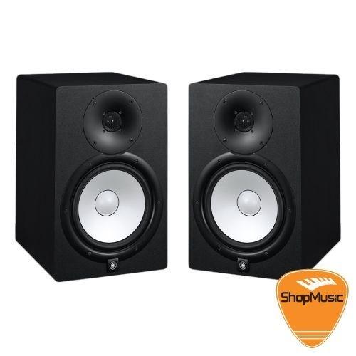 Monitor Ativo Yamaha HS8 Preto 120W (PAR) Loja Shopmusic