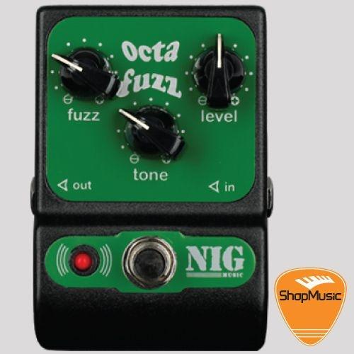 Pedal Nig Pocket POC Octa Fuzz