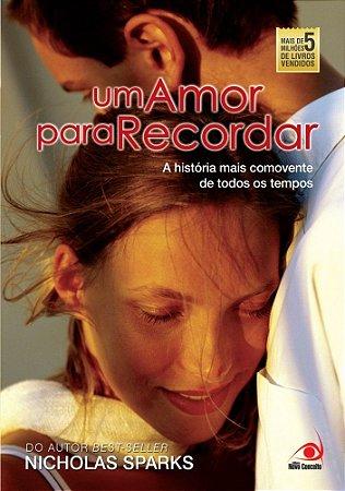 Livro Um Amor Para Recordar - Nicholas Sparks