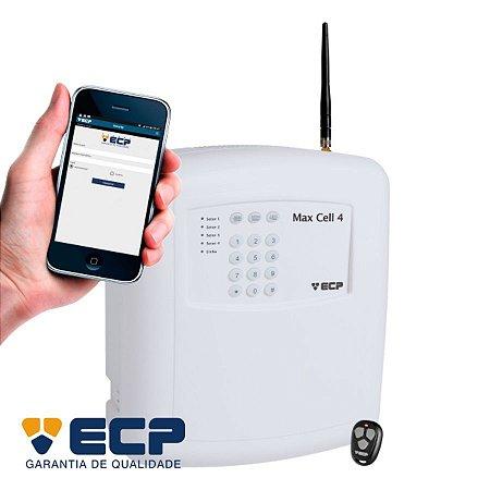 Central Alarme Alard Gsm Max Cell 4
