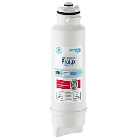 Filtro Refil Prolux para Purificador de Água Electrolux - PA10N, PA20G, PA25G, PA30G e PA40G (Certificado)