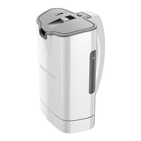 Chaleira Elétrica Brastemp Ative! (Branca) – Desligamento Automático (127V)
