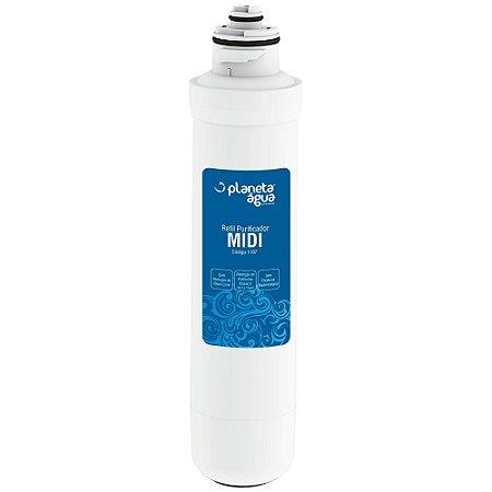 Filtro Refil MIDI para Purificador de Água MIDEA - Cód 1107A (Similar)