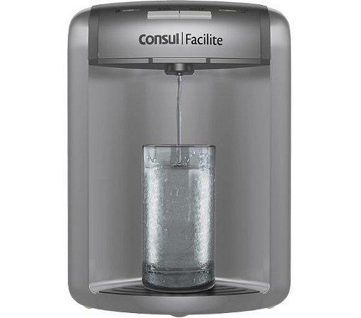 Purificador de Água Consul Facilite CPB35AF (Cinza) - Refrigerado (Bivolt)