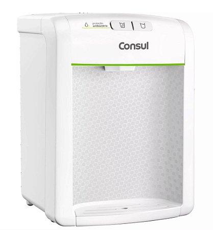 Purificador de Água Consul CPB34AB Branco C/ Eficiência Bacteriológica -  Refrigerado (Bivolt)