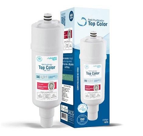 Filtro Refil Top Color para Purificadores de Água Colormaq (Certificado)