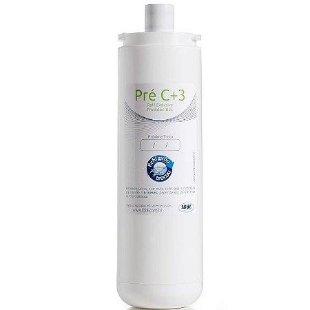 Filtro Refil Pré C+3 para Purificadores de Água IBBL (Original)