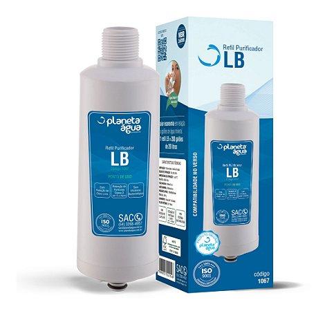 Filtro Refil LB para Purificador de Água Libell – Acqua Flex (Similar)