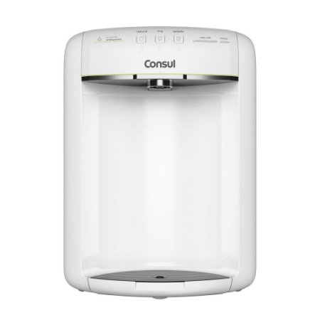 Purificador de Água Consul Bem Estar CPB36AB com Compressor - Refrigerado (127V)