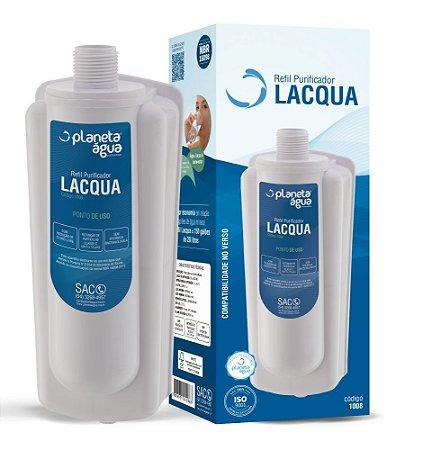 Refil / Filtro Lacqua Para Purificador de Água LATINA 3 Estágios (Similar)