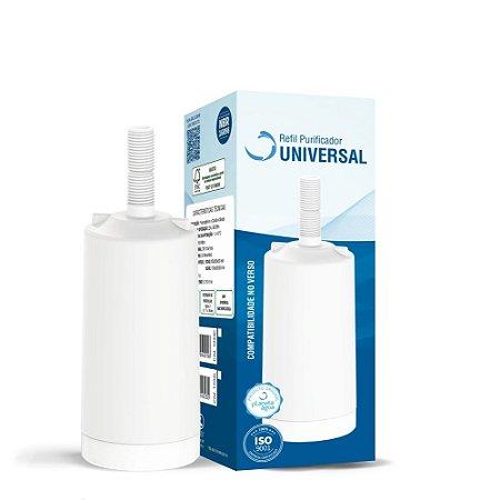 Filtro Refil Universal para Purificador de Água Multimarcas (Similar) – Rosca Longa 1034L