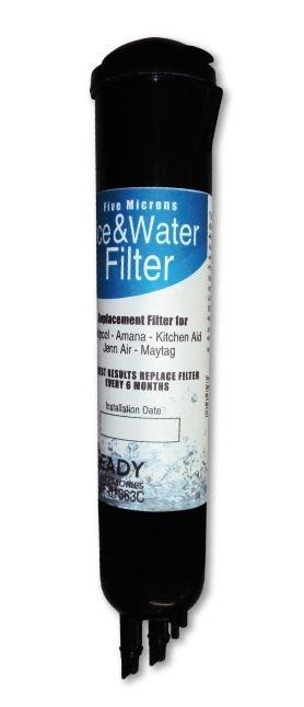 Filtro de Água Ready P/ Geladeira|Refrigeradores Brastemp e Whirlpool (Importado)