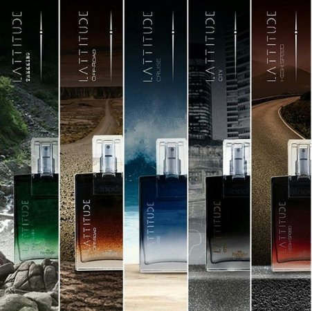 Perfumes Lattitude - 100ml