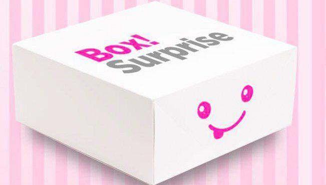 jewelry box  - Surpresa Meiga