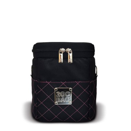 Bolsa Térmica 2goBag 4ALL Glam Mini | Black