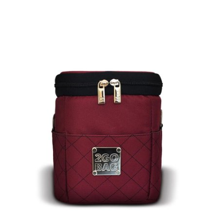 Bolsa Térmica 2goBag 4ALL Glam Mini | Wine