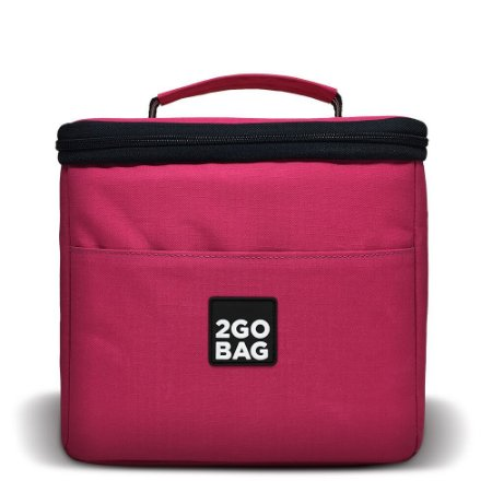 Bolsa Térmica 2goBag 4ALL Fun Mid | Pink