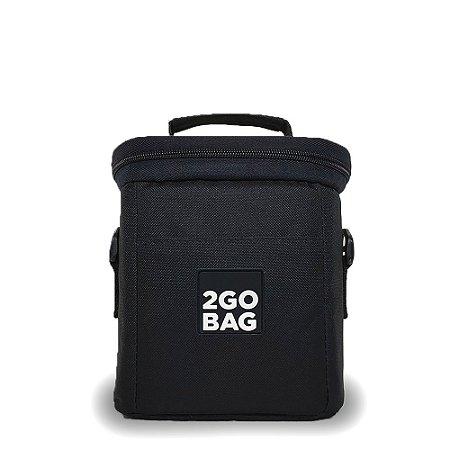 Bolsa Térmica 2goBag 4ALL Mini | Black