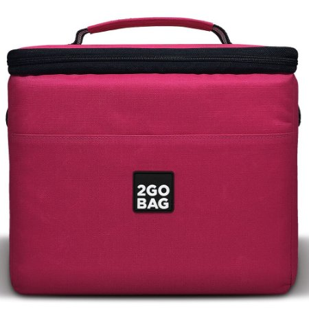 Bolsa Térmica 2goBag 4ALL Fun Pro | Pink