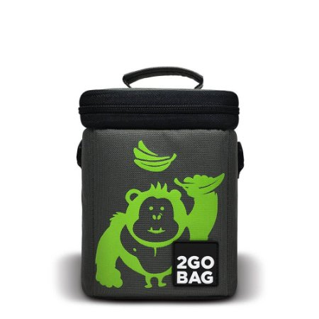 Bolsa Térmica 2goBag 4ALL KIDS | Kong