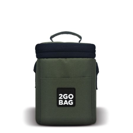 Bolsa Térmica 2goBag 4ALL Fun Mini | Militar