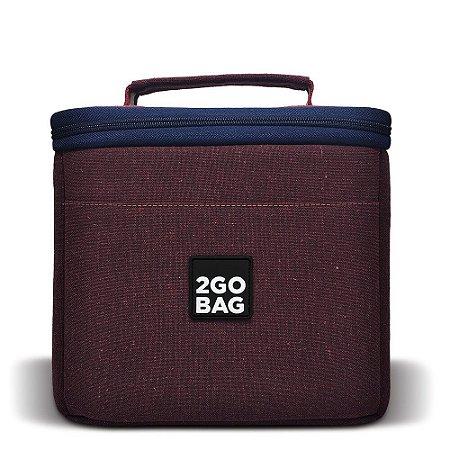 Bolsa Térmica 2goBag 4ALL Eco Mid | Wine