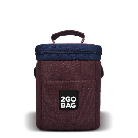 Bolsa Térmica 2goBag 4ALL Eco Mini | Wine