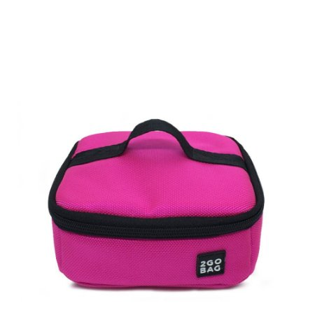 Bentô Térmico 2goBag Single 700 ml | Pink