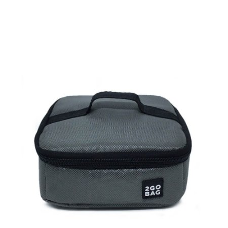 Bentô Térmico 2goBag Single 530 ml | Gray